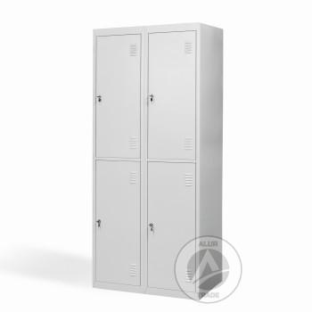 Шкаф одежный металлический ШО 400/4
