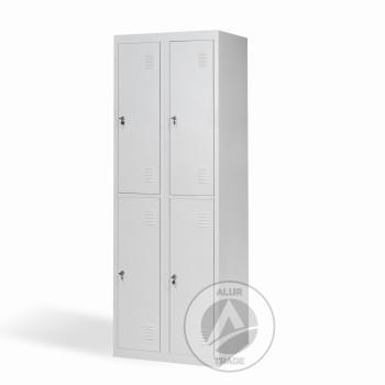 Шкаф одежный металлический ШО 300/4