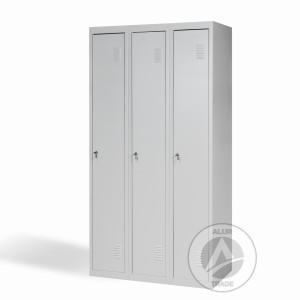 Шкаф одежный металлический ШО 300/3