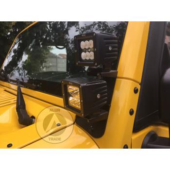 Крепление дополнительных фар Jeep Wrangler JK