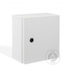 Шкаф навесной МКН 300х300х250 IP 54 с монтажной панелью