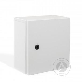 Шкаф навесной МКН 300х200х150 IP 54 с монтажной панелью