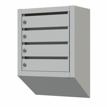 Ящик почтовый на 4 квартиры