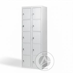 Шкаф ячеечный (камера хранения) 300/2-10