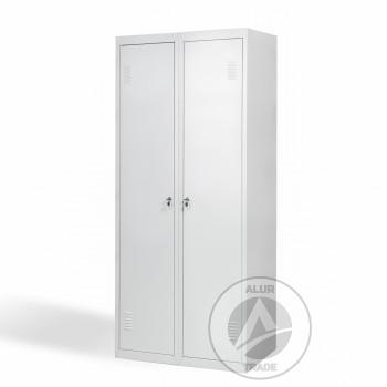 Шкаф одежный металлический ШО 400/2