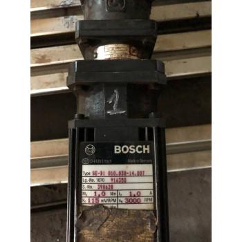 Bosch SE-D1.010.030-14.007 Brushless Servo Motor 1070 916350